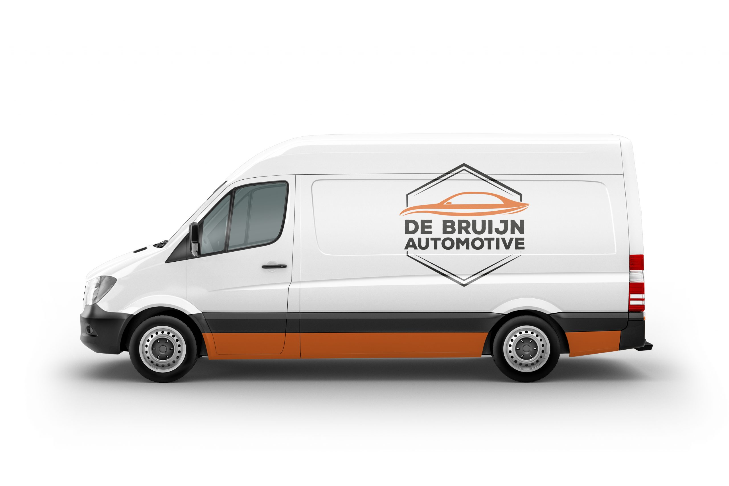 De Bruijn automotive logo
