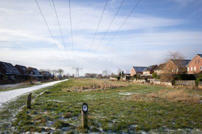 Winterweer in Groningen