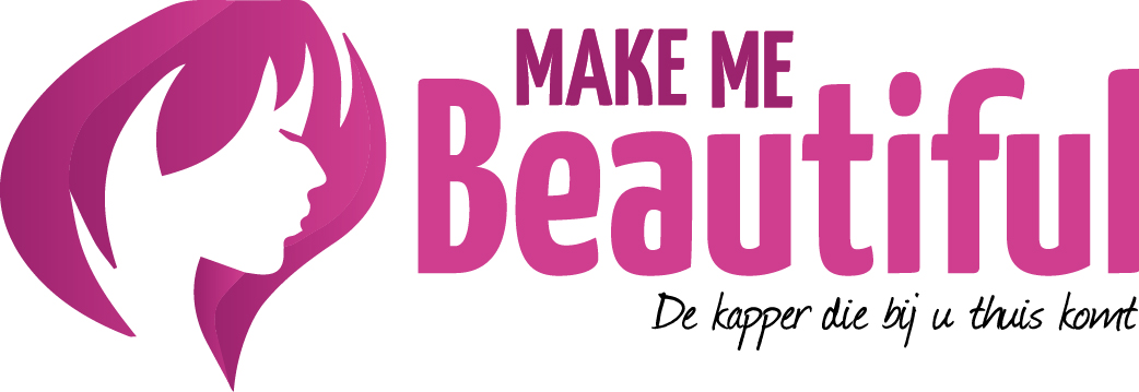 Make Me Beautiful Logo (Website, briefpapier ed)