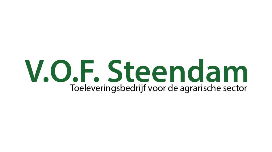 Logo V.O.F. Steendam